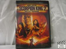 The Scorpion King 2: Rise of a Warrior (DVD, 2008, F...