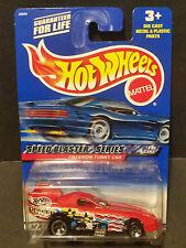 2000 Hot Wheels #37 - Speed Blaster Series 1/4 : Firebird Funny Car - 26040
