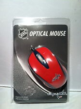 Washington Capitals Optical USB Computer Mouse
