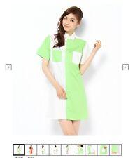 New Midwest One piece Shirt Mini Dress Japan