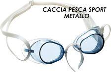 OCCHIALINI CRESSI BOLT SVEDESI ADULTO swim nuoto piscina goggles