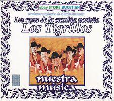 Los Tigrillos Los Reyes de La Cumbia Box set 3CD New Nuevo sealed