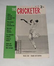THE CRICKETER JUNE 7TH 1963 - JOHN ARLOTT LOOKS AT LANCASHIRE