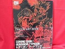 Trigun illustration art book