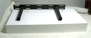 WELLAND 16 inch White Mission Floating Shelves for Wall
