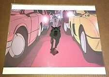 Akira (1988) animation production cel douga movie art hand painted drawing