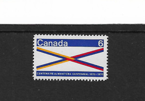 1970 CANADA - CENTENARY OF MANITOBA - SINGLE STAMP - MNH.