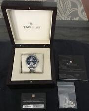 TAG Heuer Grand Carrera WAV5112 Calibere 8 Automatic Black Stainless Men's Watch