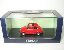 FIAT 500F (rouge) 1965