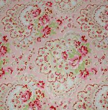 Cath Kidston Pink Paisley Cotton Haberdashery Fabric Floral FQ Half Metre