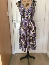 Day Birger Et Mikkelsen Silk & Cotton Dress Size 38/12