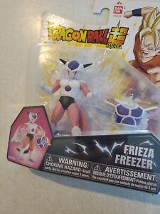 "Dragon Ball Z Super Power Up  FRIEZA FREEZER 4"" Action Figure New Sealed"