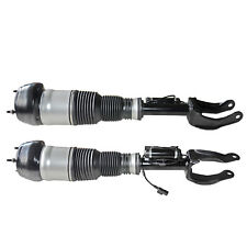 Front Left + Right Air Shock Strut For Mercedes ML W166 1663206713 1663206813