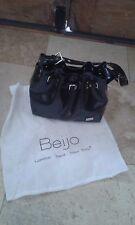 """Beijo """"It's A Cinch"""" Smokey Grey Tote Shoulder Handbag EUC!!"""