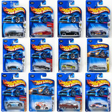 HOT WHEELS 2004 MAINLINE NEW UNOPENED - Pick and choose!! - UPDATED 9/23/20