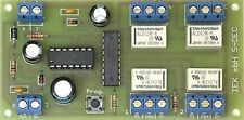 S-DEC DCC, digitaler Schaltdecoder NRMA DCC standard, digital, IEK
