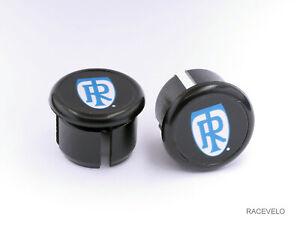 Ritchey Handlebar Plugs Bar End Caps vintage style retro guidon bouchons