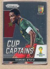 Samuel Eto'O 26 2014 Panini Prizm World Cup Captains