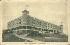 Poland Spring ME Summit Springs Hotel c1920 Postcard