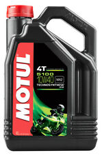 MOTUL 104068 Motorcycle Oil
