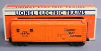 Lionel O, 6-17305 Pacific Fruit Express Reefer, In Original Box C-9           -g