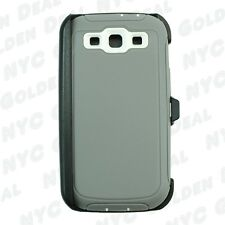 New For Samsung Galaxy S3 Case Cover(Belt Clip Fits Otterbox Defender Series)