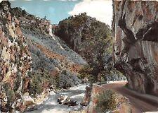 BR7245 Valle de la Roya Les pittoresque Gorges de Saorge  france
