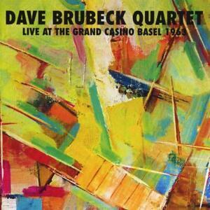 Dave Brubeck Quartet - Live at the Grand Casino Basel 1963 (2018)  CD  NEW