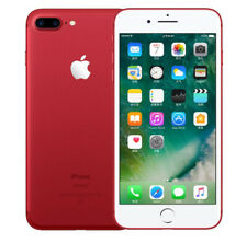 XFINTY / SPECTRUM Apple iPhone 7+ Plus 256GB Red Smart 4G LTE Cell Phone *READ*