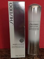 Shiseido White Lucent Total Brightening Serum - 1.6 Oz/50 Ml In Box