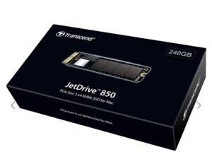 Transcend barrette SSD JetDrive 850 960 Go NVMe PCIe TS960GJDM850 (Neuf scellé)