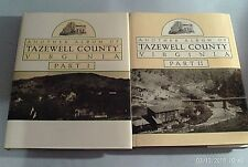 1991 ANOTHER ALBUM OF TAZEWELL COUNTY, VIRGINIA PART I & II  (Hardcover)