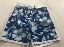 SUNDEK Tropical Print Swimming / Board Shorts Waist 33 - Off Shelf / Never Worn