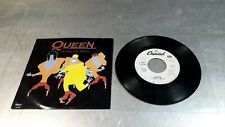 Queen A KIND OF MAGIC Promo USA 7""