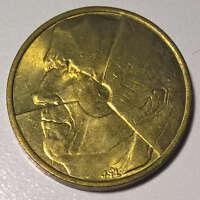 "Münze - Franc 1 Stück ""5 Franc Münze Belgien / Belgiqve"" - 1986"