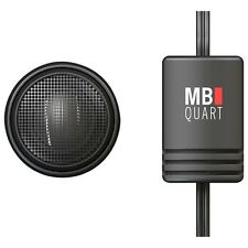 High End MB Quart Quality Tweeter Kit with Mounting Hardware+Crossovers DT1-25