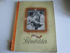 SAMMELBILDERALBUM Lloyd-Bunte Filmbilder Album-1936-Drittes Reich- Fernsehen rar