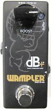 Used Wampler DB+ Boost/Independent Buffer Guitar Effects Pedal!