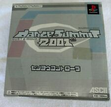 PlayStation dance summit 2001 Controller -- PS1. PS2. JAPAN GAME new -open-box