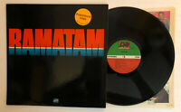 Ramatam - Self Titled - 1972 US Promo 1st Press (NM) Ultrasonic Clean