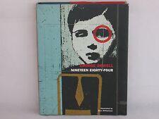 George Orwell: Nineteen Eighty-Four; Illus: Alex Williamson Secker & Warburg
