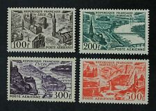 CKStamps: France Stamps Collection Scott#C23-C26 Mint NH OG
