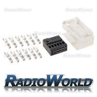 Quadlock Connector Terminal Block Socket Connector Repair Kit Set White 12 Pin