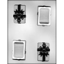 GIFT BOX CHOCOLATE MOLD - 90-5301- MOULD