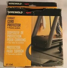 Wiremold Legend 5 Foot Cord Protector Cord Cover