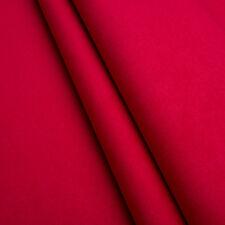 Mikrofaser Alicante Meterware 1lfm 148cm breit Polsterstoff Velours Rot