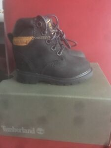 Timberland Toddlers Petits Kinderstiefel Leavitt WP Lace Boots Gr:21 Neu In Kart