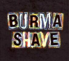 Burma Shave Hippies [Maxi-CD]