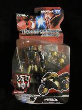 Transformers Animated Prowl TA-05 Deluxe Takara Autobot Spy MIB Japan Import
