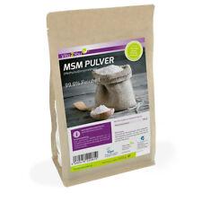 Vita2You MSM Pulver 1000g - (Methylsulfonylmethan) - 99,99% Reinheit